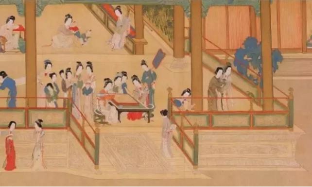 常识积累:中国十大传世名画